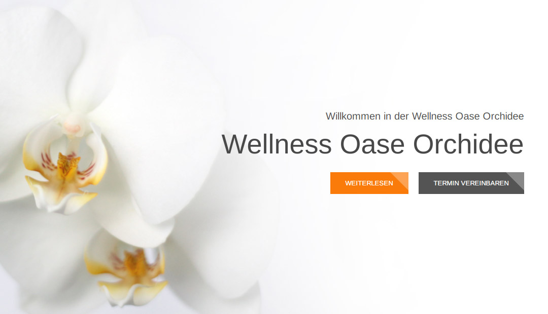 Wellness Oase Orchidee