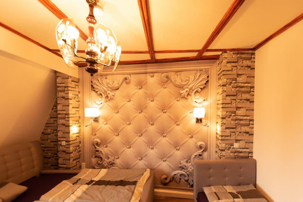 Schlafzimmer/W-LAN